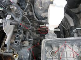 термостат на Hyundai Elantra
