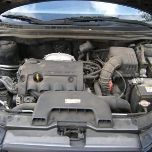 Как заменить аккумулятор Hyundai Elantra?
