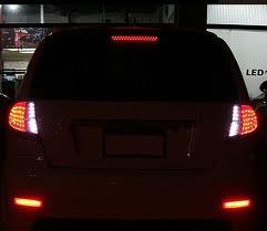 Ремонт задних фар на Hyundai