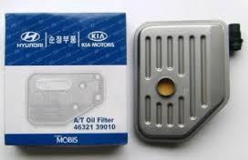 Есть ли на Hyundai Elantra фильтр коробки передач?
