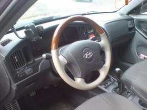 новый руль hyundai elantra