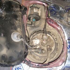 Инструкция по замене фильтра грубой очистки на Hyundai Accent(+ фото)