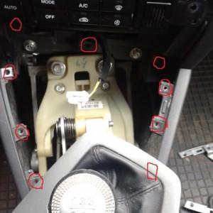 Подробная инструкция по замене магнитолы на Хендай Туксом
