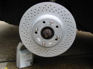 новый диск hyundai elantra