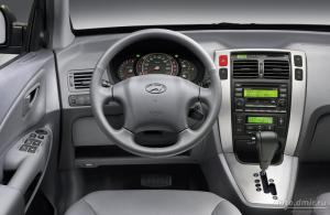 электроники Hyundai Tucson
