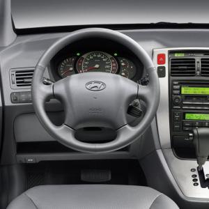 Проблемы электроники Hyundai Tucson