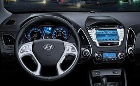 модернизировать Hyundai Tucson