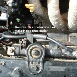 Фото инструкция по замене генератора на Hyundai Elantra