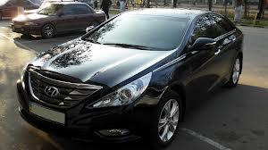 зеркало пассажира Hyundai Sonata