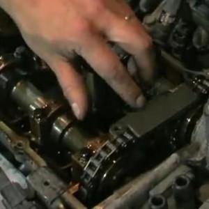 Видео инструкция по замене цепи ГРМ на Hyundai Getz