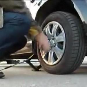 Наглядное видео пособие по замене колодок на Hyundai Getz