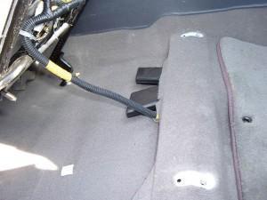 снять передние сидения хендай елантра