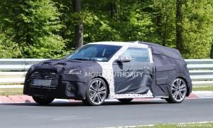 Hyundai Veloster Turbo(2016 года) камуфляж