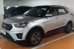Hyundai ix25 новый