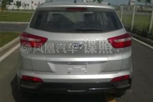 Hyundai ix25 сзади