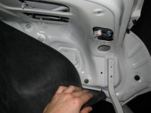 лампы в двери багажника Hyundai Elantra