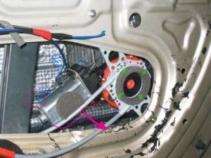 мотор стеклоподьемник на Хендай Акцент