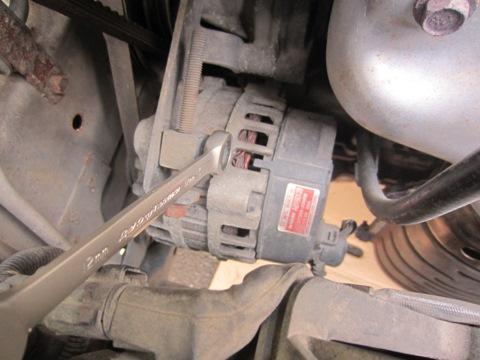 как починить генератор hyundai h-1 фото
