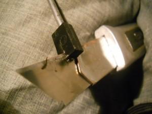 ремонт ручника getz