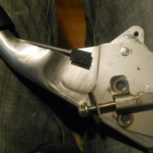Как отремонтировать ручной тормоз на Хендай Гетз(+ немного колхоза)