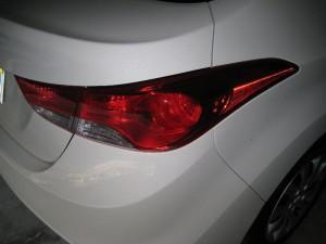 фонари задние Hyundai Elantra