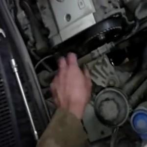 Видео инструкция: замена ремня ГРМ Hyundai Getz 1.4