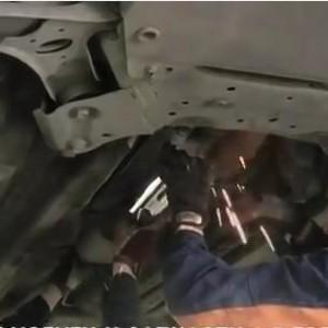 Видео инструкция: установка Пламегасителя на хендай Солярис