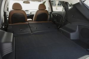 багажник Hyundai Tucson 2015 года