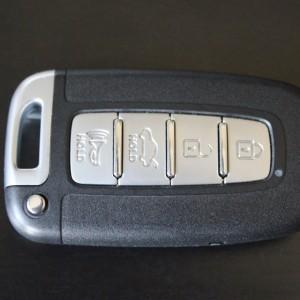 Как заменить батарейку в ключе Hyundai и поставить его в чехол