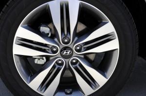 диск Hyundai Tucson 2015 года