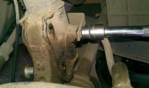 крепления тормозной шланг Hyundai Accent