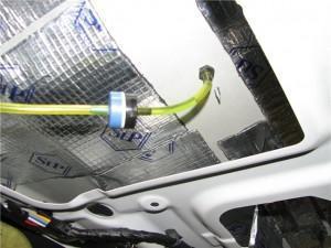 обратный клапан омывателя ix35