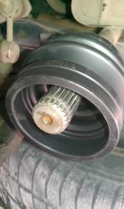 пыльник Hyundai Accent