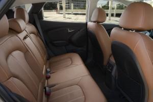 сидения Hyundai Tucson 2015 года
