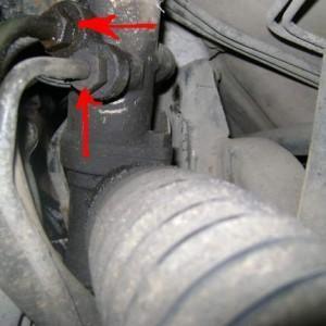 Инструкция по ремонт рулевой рейки на Хендай Санта Фе(течет рейка)