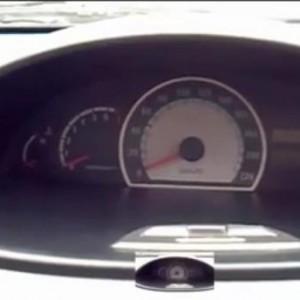 Видео инструкция по замене ламп в приборке Hyundai Matrix