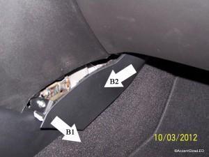 демонтаж пластика Hyundai Santa Fe