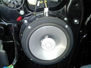 подключаем аудио систему elantra