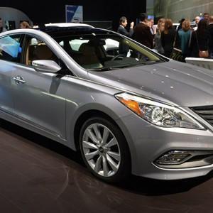 Обновленный дизайн для Hyundai Azera 2015 года