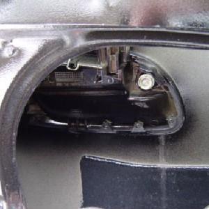 Установка хромированных дверных ручек на Hyundai Elantra