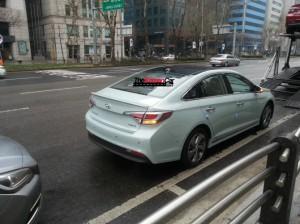 фото гибридный Hyundai Sonata(2015)