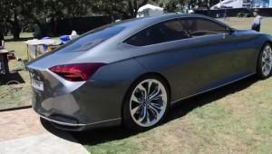 Новый Hyundai Genesis(2015)