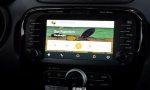 Android систему для автомобилей