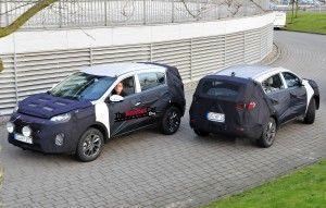 следующее поколение Kia Sportage