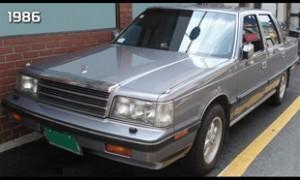 Hyundai Grandeur 1986 Год