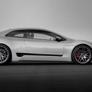 Как будет выглядеть Kia GT4 2017 года — фото