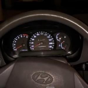 Видео по замене рулевых наконечников на хендай акцент 2