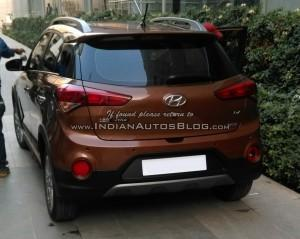 кроссовер Hyundai Elite i20