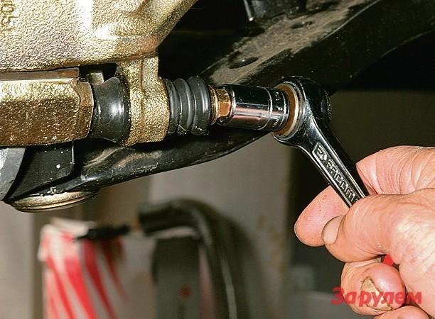 Инструкция по замене передних колодок на Hyundai Getz