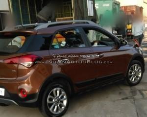 Hyundai Elite i20 фото